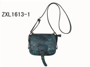 New Arrive Vintage Waterproof Handbag Lady Handbag Women Shoulder Bag (ZXL1613) pictures & photos