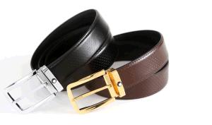 2015 Fashion Men′s Leather Belt