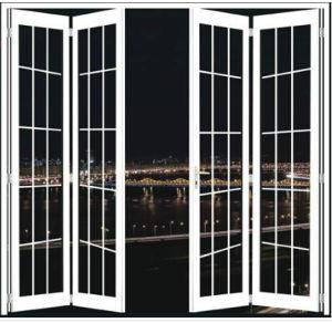 2017 New Design Acoustical Insulation Plastic PVC Folding Door