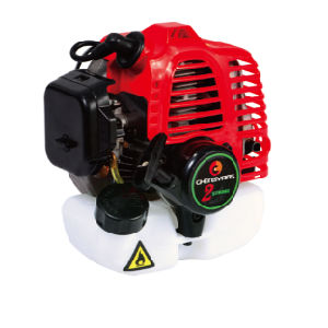 1-Cylinder 2-Stroke Aircool Gasoline Engine (TU26) pictures & photos