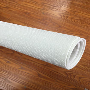 Pure White Nonwoven Fabrics with White PVC Dots for Turkey Markets