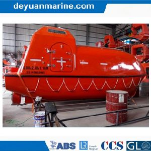 Marine Partially Enclosed Lifeboat with Good Offer pictures & photos
