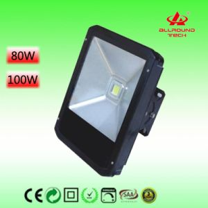 Outdoor 100W High Brightness LED Flood Light (Flc100W-240V1)