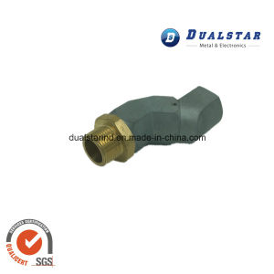 Aluminium Die Cast Part for Water Pipe Joint pictures & photos