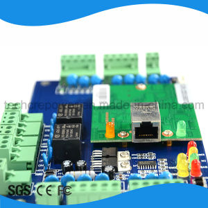 High Quality Network Access Control Board with Two Relay pictures & photos