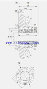 Johncrane Single Cartridge Mechanical Seals pictures & photos