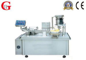 Automatic High Precision Oil Filling and Capping Machine pictures & photos