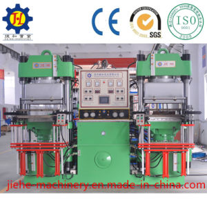 Automatic Professional Silicone Rubber Products Vulcanizing Press Machinery pictures & photos