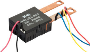2-Phase 48V Magnetic Latching Relay (NRL709P) pictures & photos