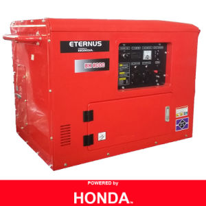 Sound Proof Gasoline Generator Powered by Honda (BH8000) pictures & photos