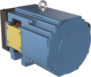 320-450kg Gearless Traction Machine for Villa Elevator