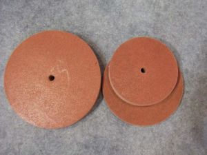 Abrasive Wheel for Hairline Finishing pictures & photos