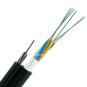Self Supporting Fiber Optic Cable up to 288 Cores pictures & photos