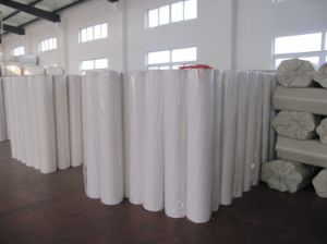 100%Polypropylene PP Spunbond Nonwoven Fabric in Roll pictures & photos
