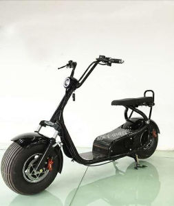 800W 48V Fat Tire Mobility Scooter with Double-Seater (MES-016) pictures & photos