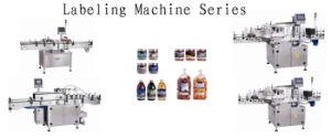 Automatic Bottle, Jar, Cup, Can Label Machine, Labeller pictures & photos