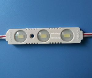 Samsung 0.72W 3LEDs 5730 Injection LED Module for Channel Letter pictures & photos