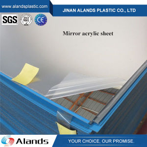 Mirror Acrylic Sheet 4mm Sliver Mirror Acrylic Plate pictures & photos