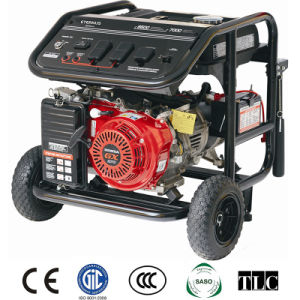 Petrol Generator Set for Plaza (BH6500) pictures & photos