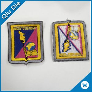 Hot Sale Embroidery Garment Patch pictures & photos