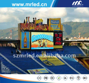 New Products P9.375mm Stadium LED Display Screen Sale by Mrled Manufacturer pictures & photos