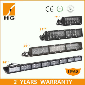 Offroad 4X4 Jeep Philips LED Light Bar with Jk Bracket pictures & photos