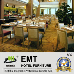 Modern Wooden Hotel Restaurant Furniture Sets (EMT-R10) pictures & photos
