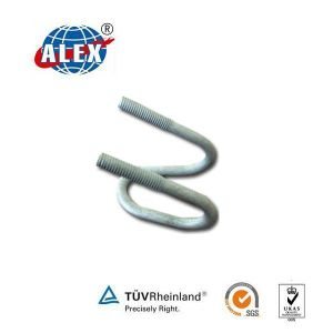 Customized Steel Clamp Bolt with Hot Deep Galvanized pictures & photos