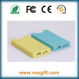 4000mAh Cool Products Portable Power Bank Phone Charger pictures & photos