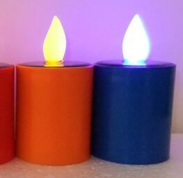 Solar LED Candle Holders Lights for Birthday Gift Dinner Votive pictures & photos