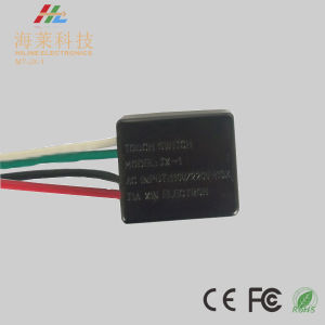 1-150W Mt-Jx-1 for Brazil Market LED Mini Touch Dim Switch pictures & photos