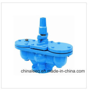 Ductile Cast Iron Automatic Air Release Valve with Twin Ball