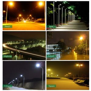 Module PCB Bridgelux Chip IP65 90W LED Street Light pictures & photos