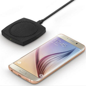 Qi Wireless Charging Charger Pad for All Qi-Enabled Smartphone pictures & photos