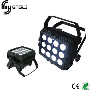 12PCS*15W Battery LED PAR Light (HL-037) pictures & photos