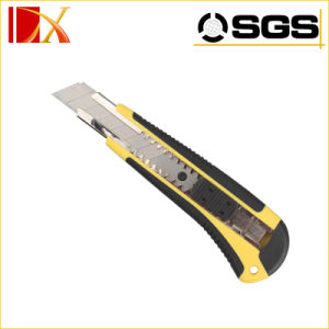 18mm Steel Blade Cutter Knife Plastic Utility Knife