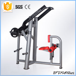 Free Weight Pull Down Fitness Machine Hammer Fitness Lat Pull Down (BFT-5010) pictures & photos