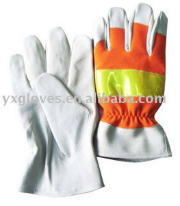 Leather Working Glove-Cheap Leather Glove-Working Glove pictures & photos