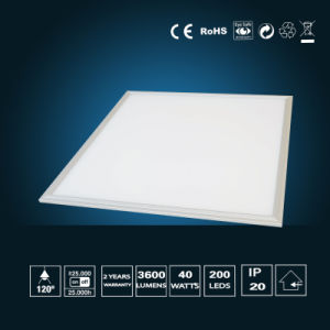 40W LED Panel Light pictures & photos