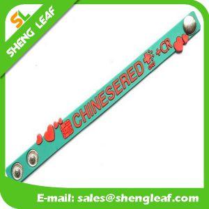 Top Sales Design Your Own Rubber Bracelet pictures & photos