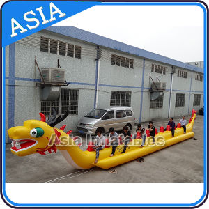 PVC Tarpaulin Inflatable Dragon Banana Boat, Inflatable Towable Boat, Inflatable Flying Dragon pictures & photos