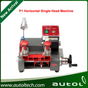 P1 Horizontal Single Head Manual Key Cutting Machine pictures & photos