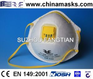 Non-Woven Security Dust Mask Disposable Face Mask pictures & photos