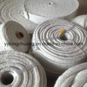 Ceramic Fiber High Temperature Insulation Twisted Round Square Sealing Rope pictures & photos