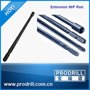 Extension Drifting Threaded Drill Rod for Mining and Quarry pictures & photos