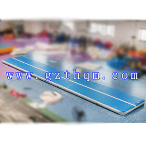 0.55mm PVC Inflatable Tumble Track for Custom/Inflatable Air Track Gymnastics pictures & photos