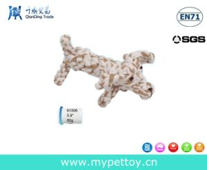 New! Pets Braided Bone Dog Toy pictures & photos
