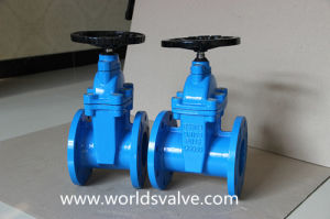 BS5163 Ductile Iron Gate Sluice Control Valve with CE Approved (Z45X-10/16) pictures & photos