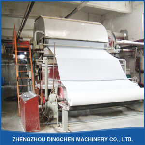 10-12 T/D Toilet Tissue Paper Making Machine pictures & photos
