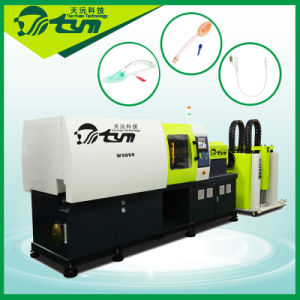 Liquid Silicone Rubber Components Injection Molding Machine / LSR Medical Parts Making Machine